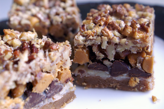 7-layer bars.