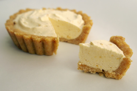 "sweet corn cereal milk ""ice cream"" pie."
