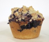 blueberry pie muffins.
