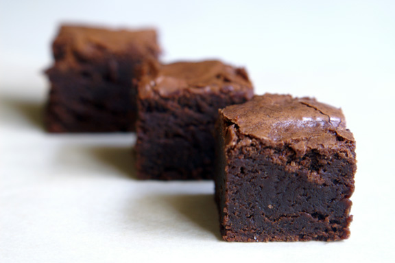 espresso chocolate brownies.