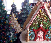 Ginger 2012 Entry: Shannon's gingerbread chalet.
