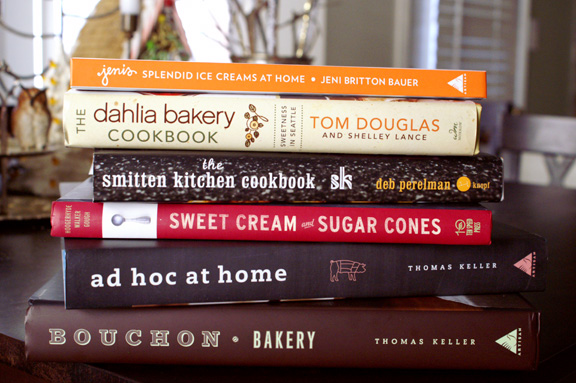 cookbooks 2013.