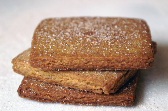 brown sugar graham crackers.