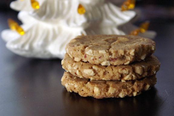 my favorite peanut butter cookies.