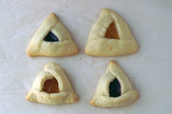 hamantaschen comparison.
