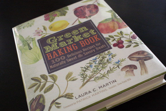 green market baking book.