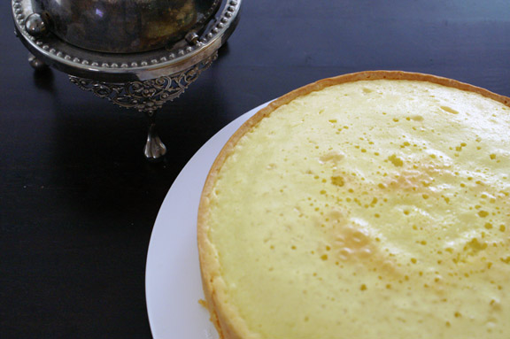 sableuse (french butter cake.)