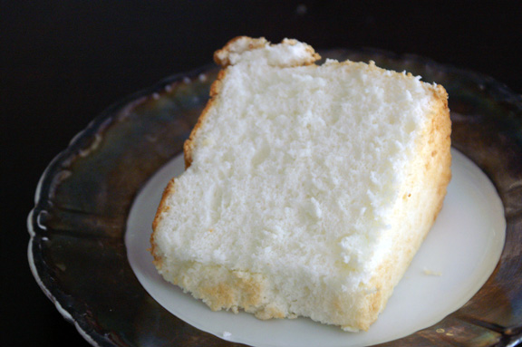 perfect angel cake.