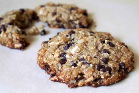 momofuku perfect 10 cookie.