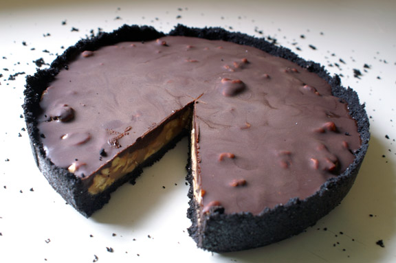 candy bar tart.