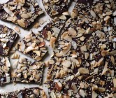 toasted coconut, almond + millet bark.