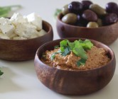 muhammara [red pepper + walnut dip]