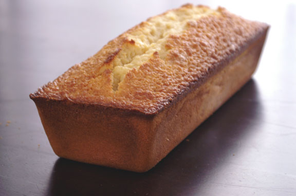 mochi cake.