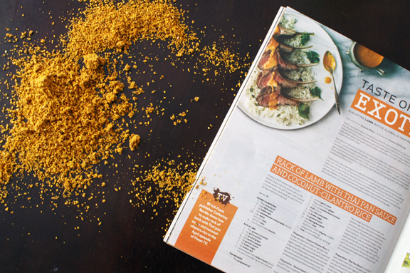 feast magazine, april 2015 feature: taste of the exotic.