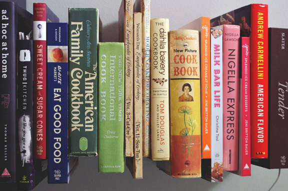 cookbooks.