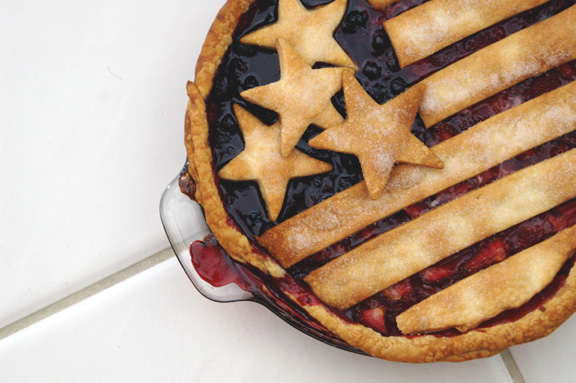miss american [flag] pie.