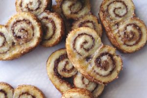 baked, occasionally: election day palmiers.