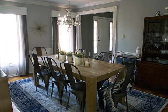 dining room 2018